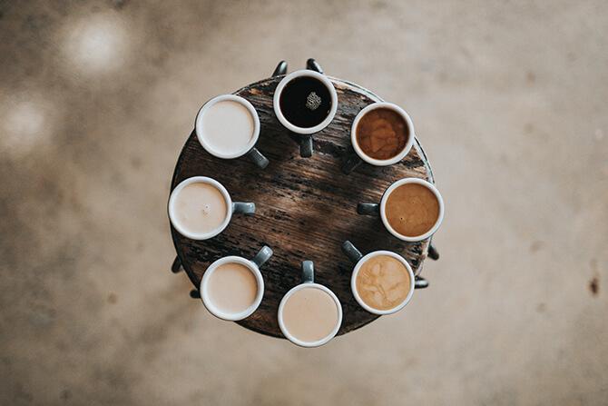 飲みたいコーヒーの種類