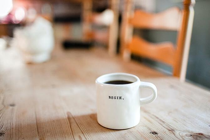 コーヒーメーカー生活を始めよう