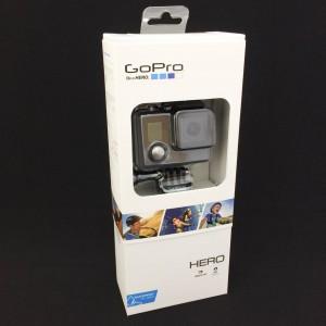GoPro HERO 箱
