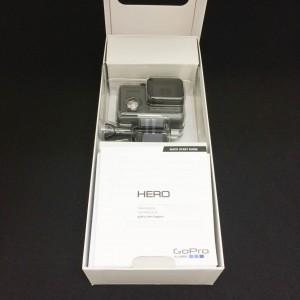 GoPro HERO 開梱