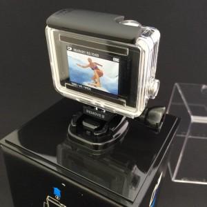GoPro HERO4 裏面