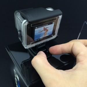 GoPro HERO4 台座