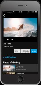 gopro app channel