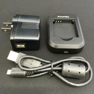 kodak sp360 充電用セット