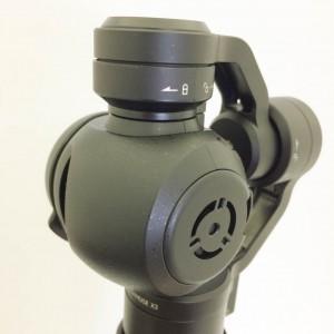 Osmo カメラ背面部