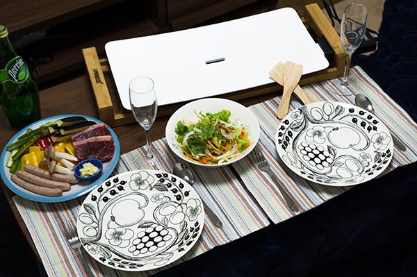 プリンセスのホットプレート「テーブルグリルピュア」