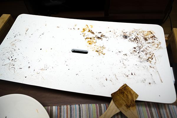 白いホットプレート テーブルグリルピュア