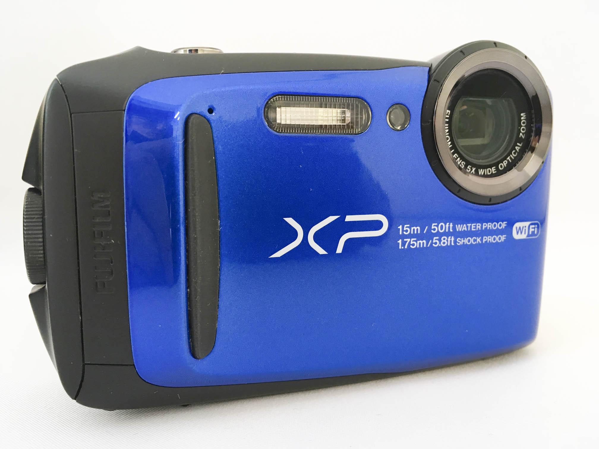 デジタルカメラ FUJIFILM XP90 FinePix FX-XP90LM 【送料無料】 防水 ファインピックス ライム 富士フィルム