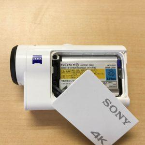 FDR-X3000R 電池