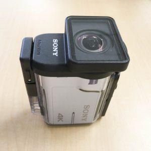 FDR-X3000R ハウジング