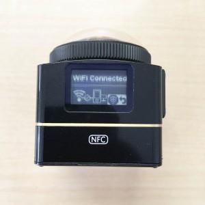 SP360 4K wi-fi waiting