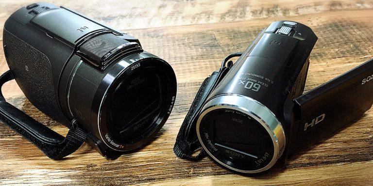 [2018年度版] ビデオカメラ20機種の比較と選び方