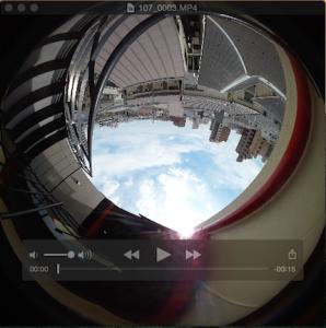 SP360 4Kで保存される動画データのイメージ