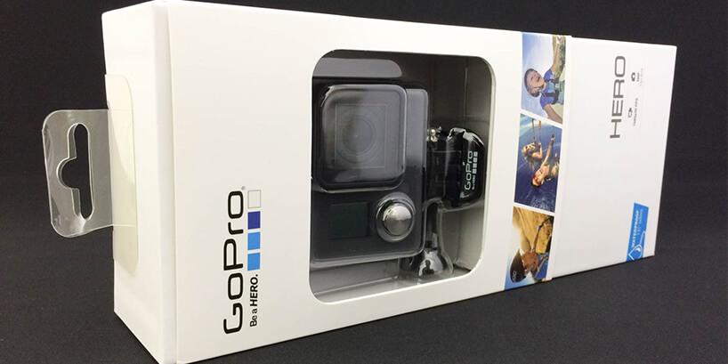 GoPro HERO開封から撮影まで