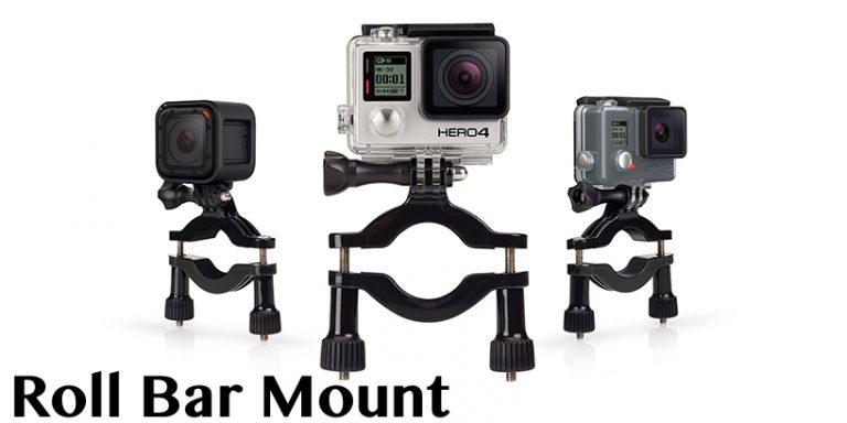 自転車のハンドルに!GoProの正規マウント「Roll Bar Mount(ロールバーマウント)」を使ってみた