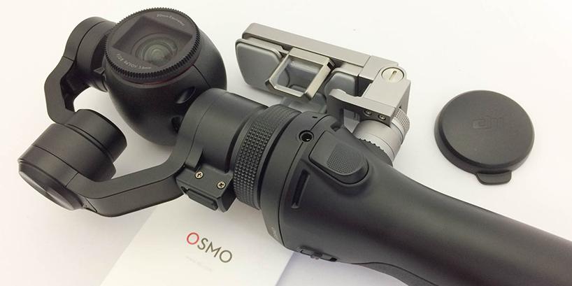 [徹底検証] ジンバル内蔵小型4Kカメラ DJI Osmo、開封から撮影まで