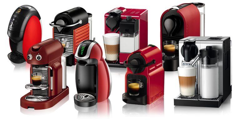 ネスレ コーヒーメーカー(ネスプレッソ)の機種一覧とその違いまとめ