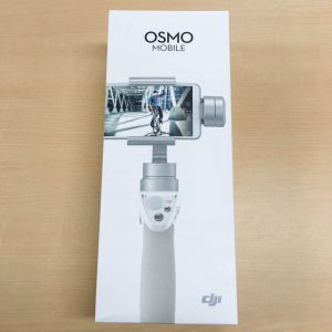 OSMO MOBILE シルバー