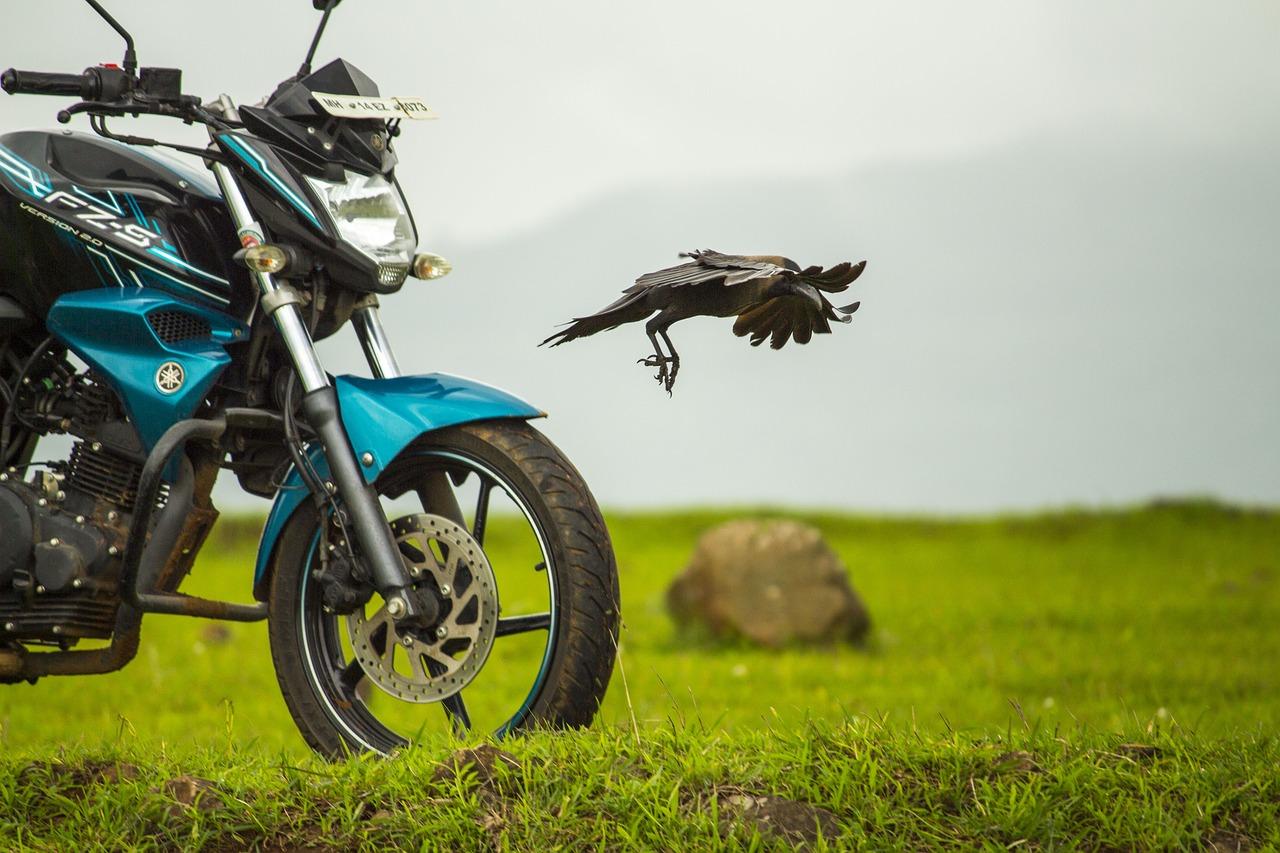 バイクに乗るのが好き!この気持ち良さをGoProで伝えよう