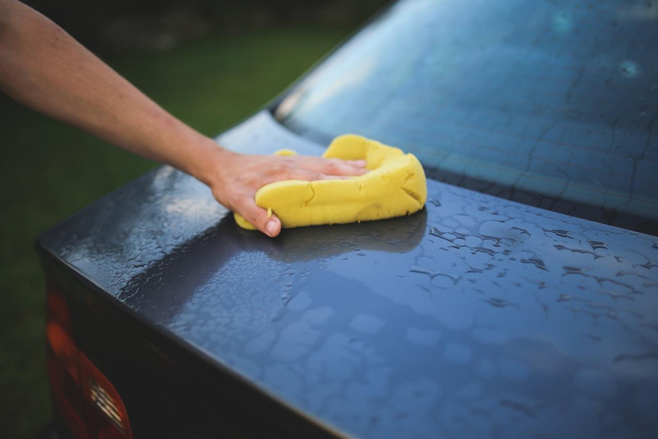 洗車には高圧洗浄機が楽!でもコーティングとの相性は?