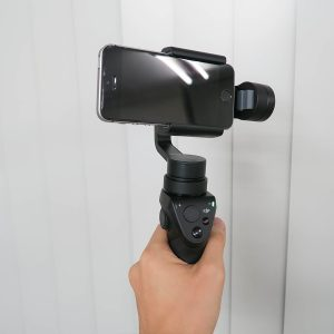 OSMO Mobile 利用イメージ