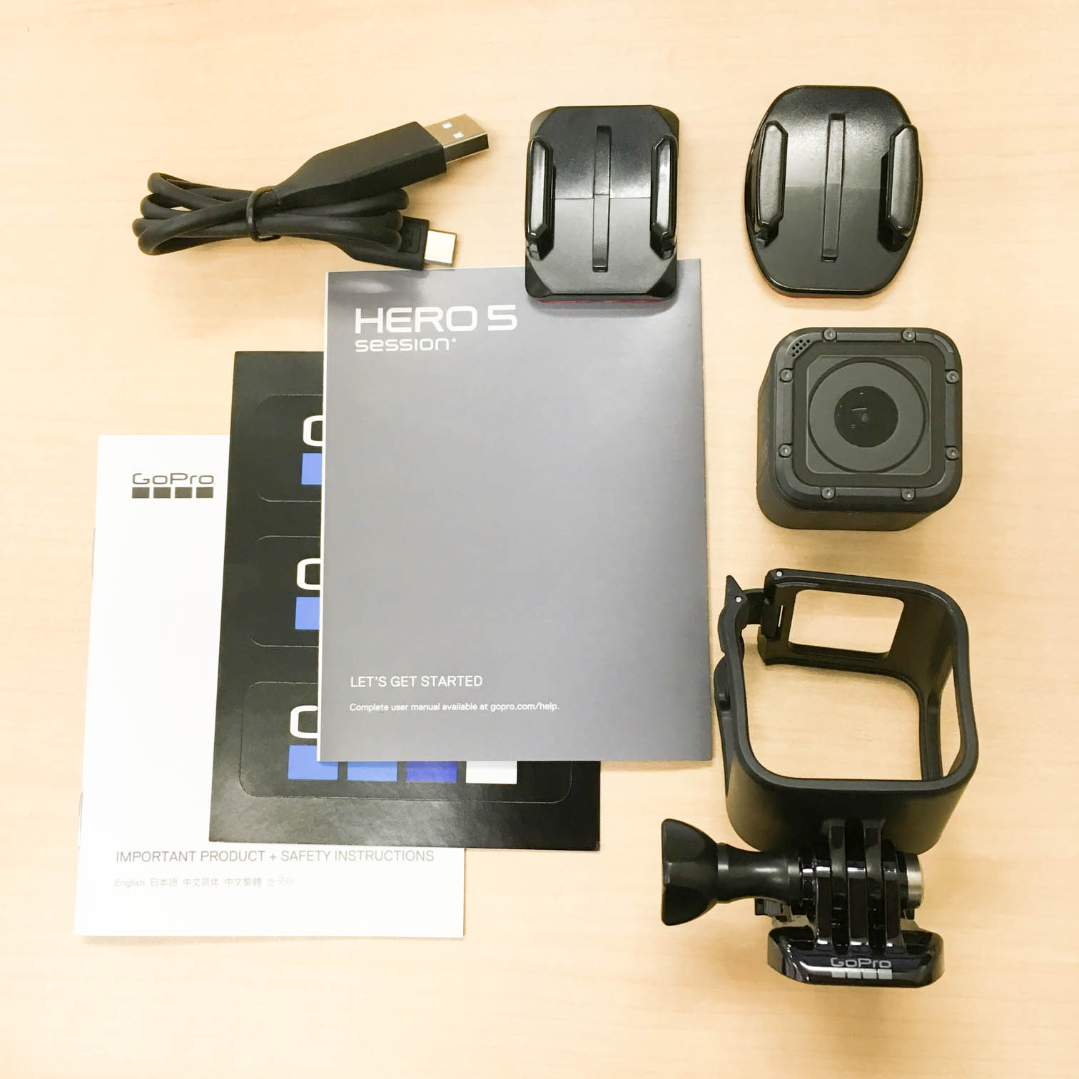 gopro hero5 sessionを写真付きレビュー 開封から撮影まで rentiopress