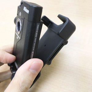 Keymission80 カメラホルダー