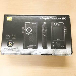Keymission80 箱