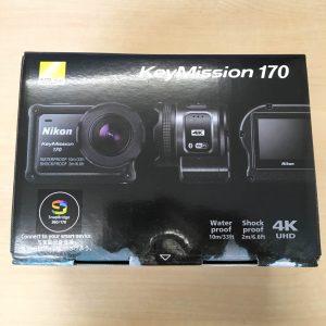 KeyMission170 外箱