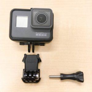 GoPro HERO5 Black ハウジングの仕組み