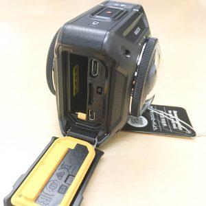 Nikon KeyMission360 側面カバー