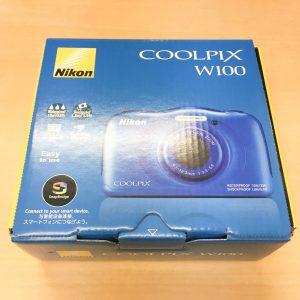 Nikon COOLPIX W100 箱