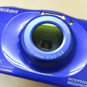 Nikon COOLPIX W100 レンズ