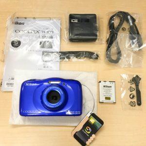Nikon COOLPIX W100 付属品