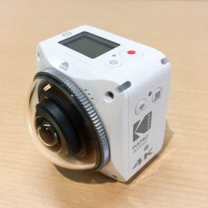 Kodak 4KVR360 本体