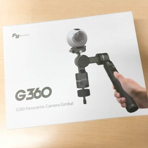 Feiyu tech G360 箱