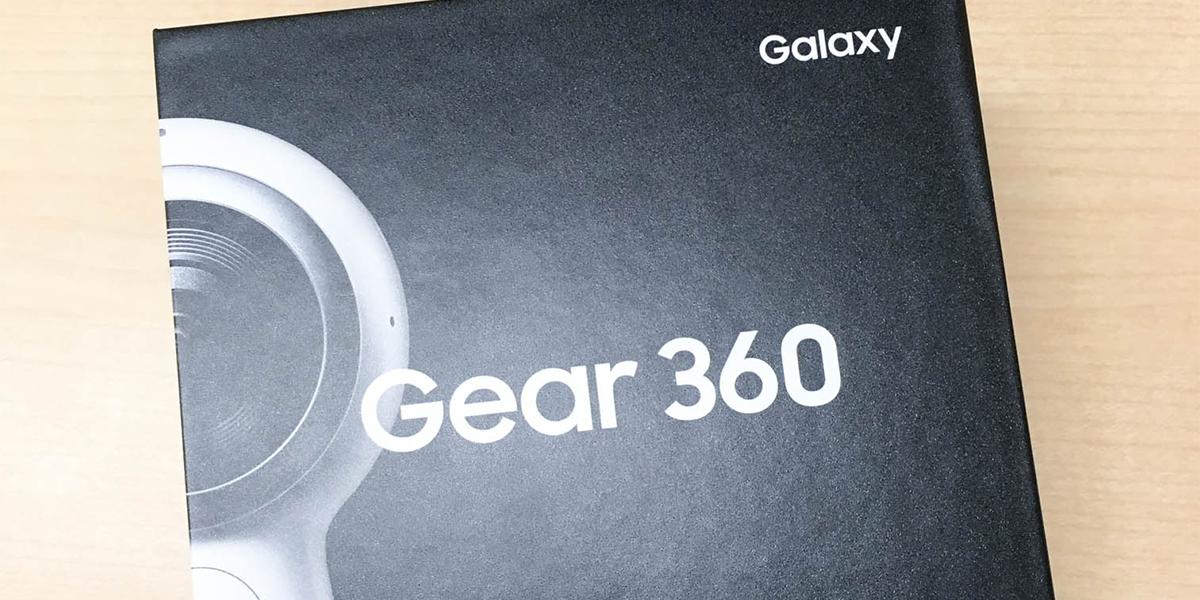 Galaxy Gear 360(2017) サムネイル