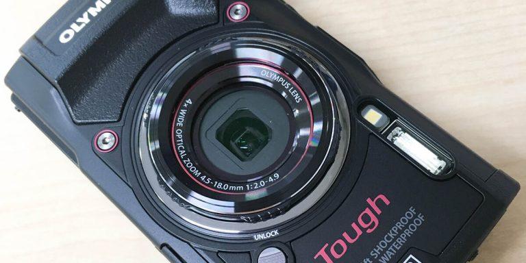 オリンパスの新防水カメラTough TG-5の紹介とレビュー