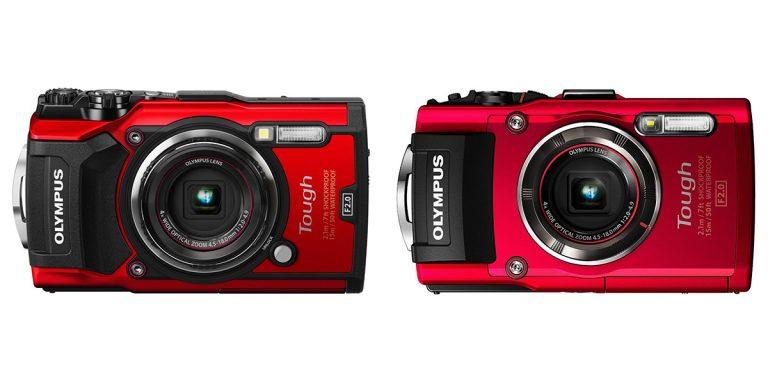 オリンパス新防水カメラTough TG-5の紹介と、旧モデルTG-4との違いを解説