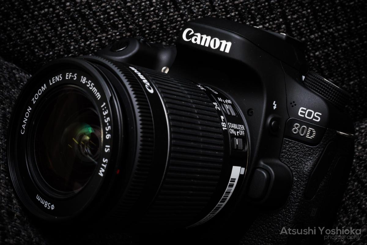 多機能ながら簡単、快適の操作性!Canon EOS 80Dを実写レビュー