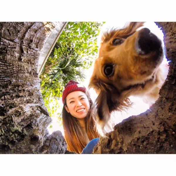 GoProなどアクションカメラで撮影したインスタジェニックな作品 自然