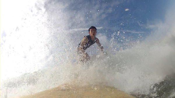 GoProなどアクションカメラで撮影したインスタジェニックな作品 海