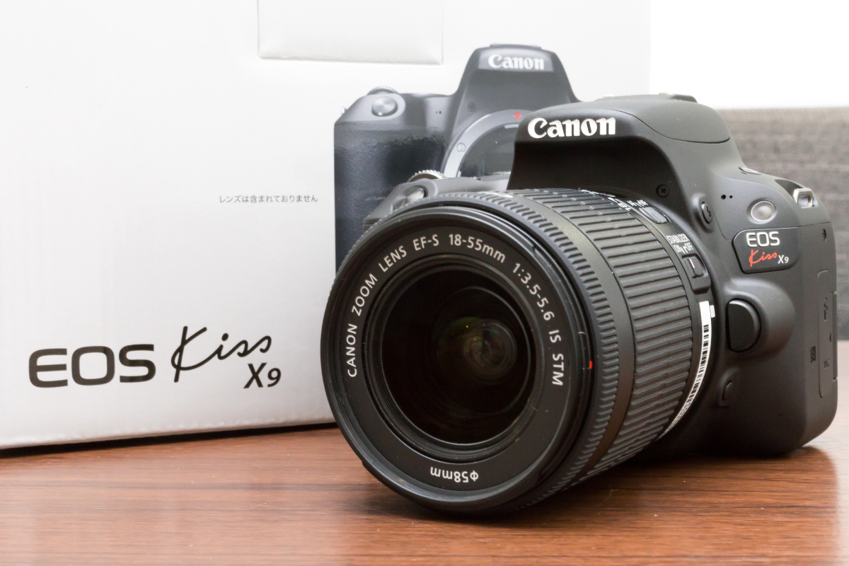 Canon EOS Kiss X9実写レビュー!現役カメラマンが大人気カメラを使用して徹底解説