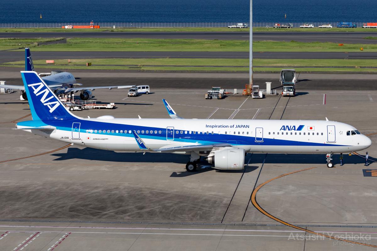 NH A321neo HND