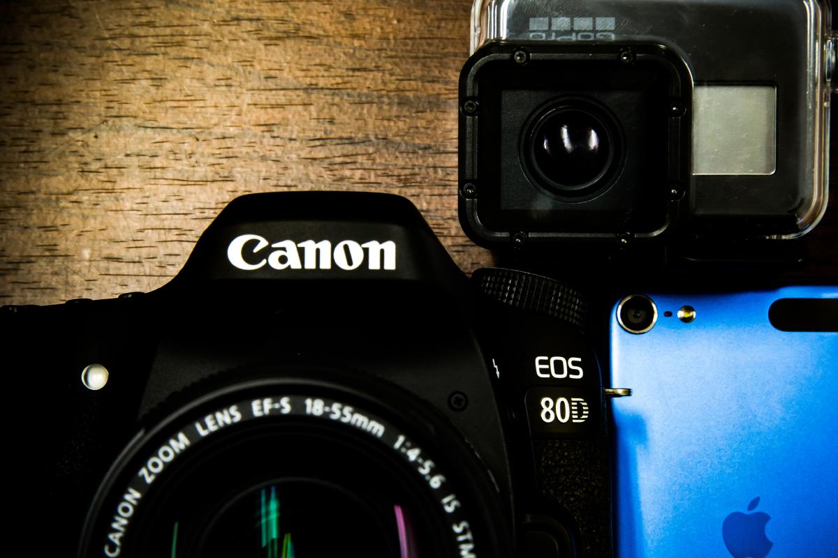 【決定版】一眼レフ、GoPro、スマートフォンの選び方!それぞれを撮り比べて特徴を徹底解説!