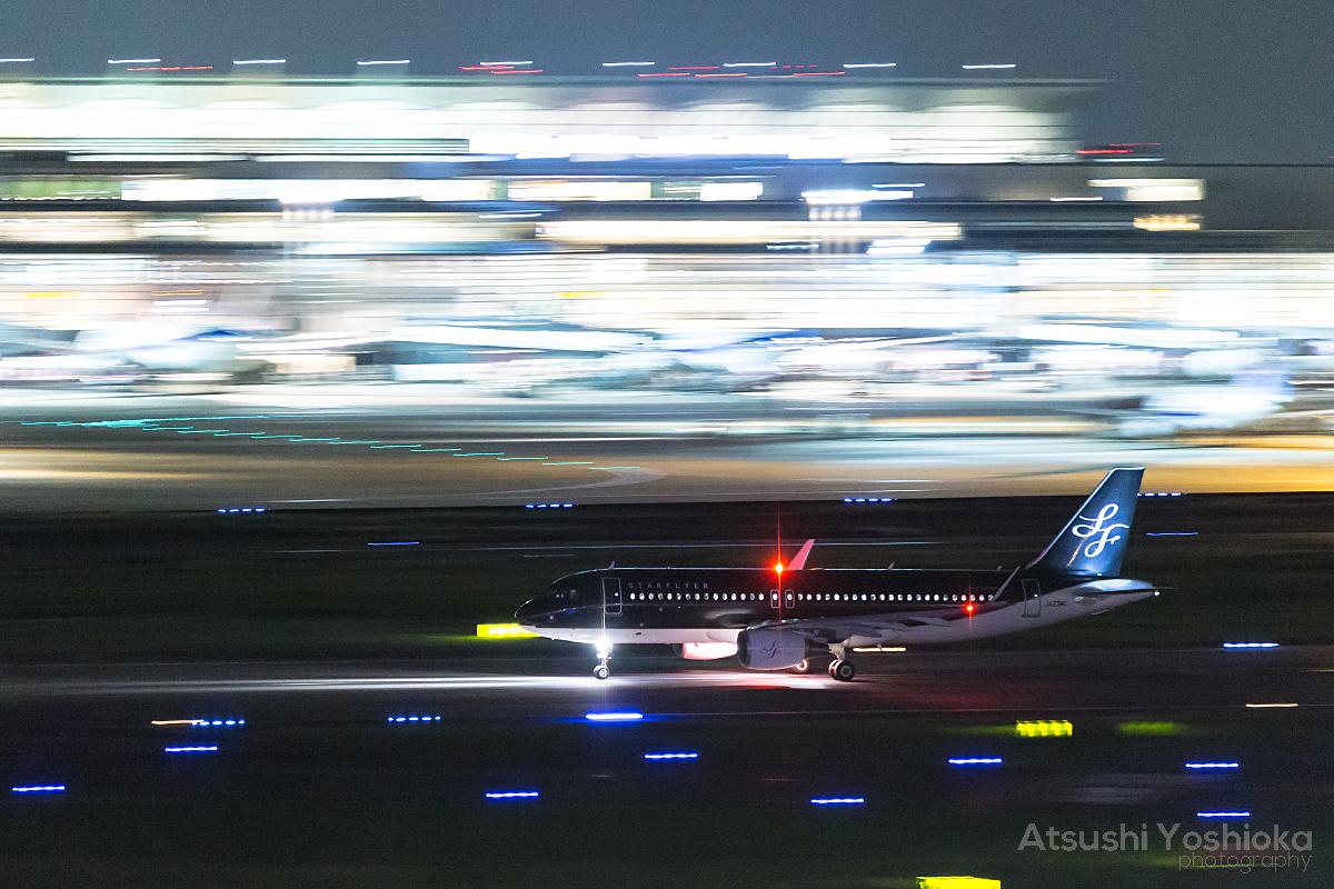7G A320-200 HND