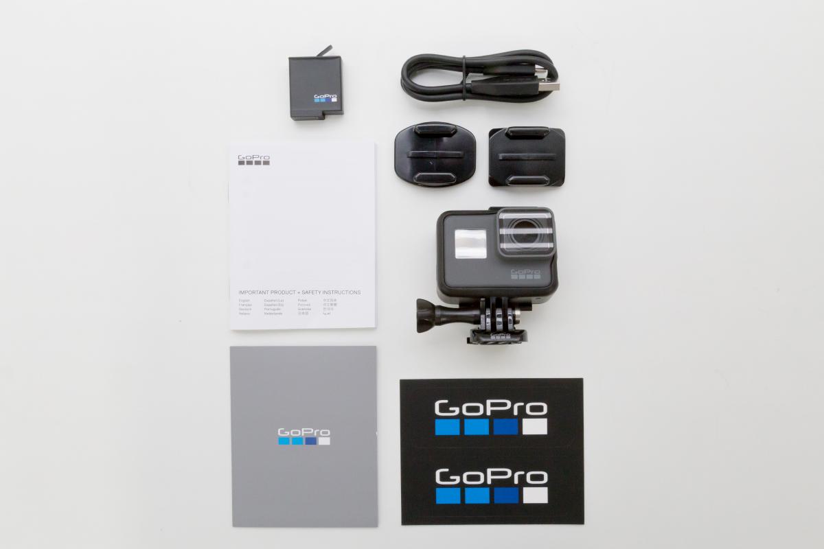 GoPro HERO6 付属品