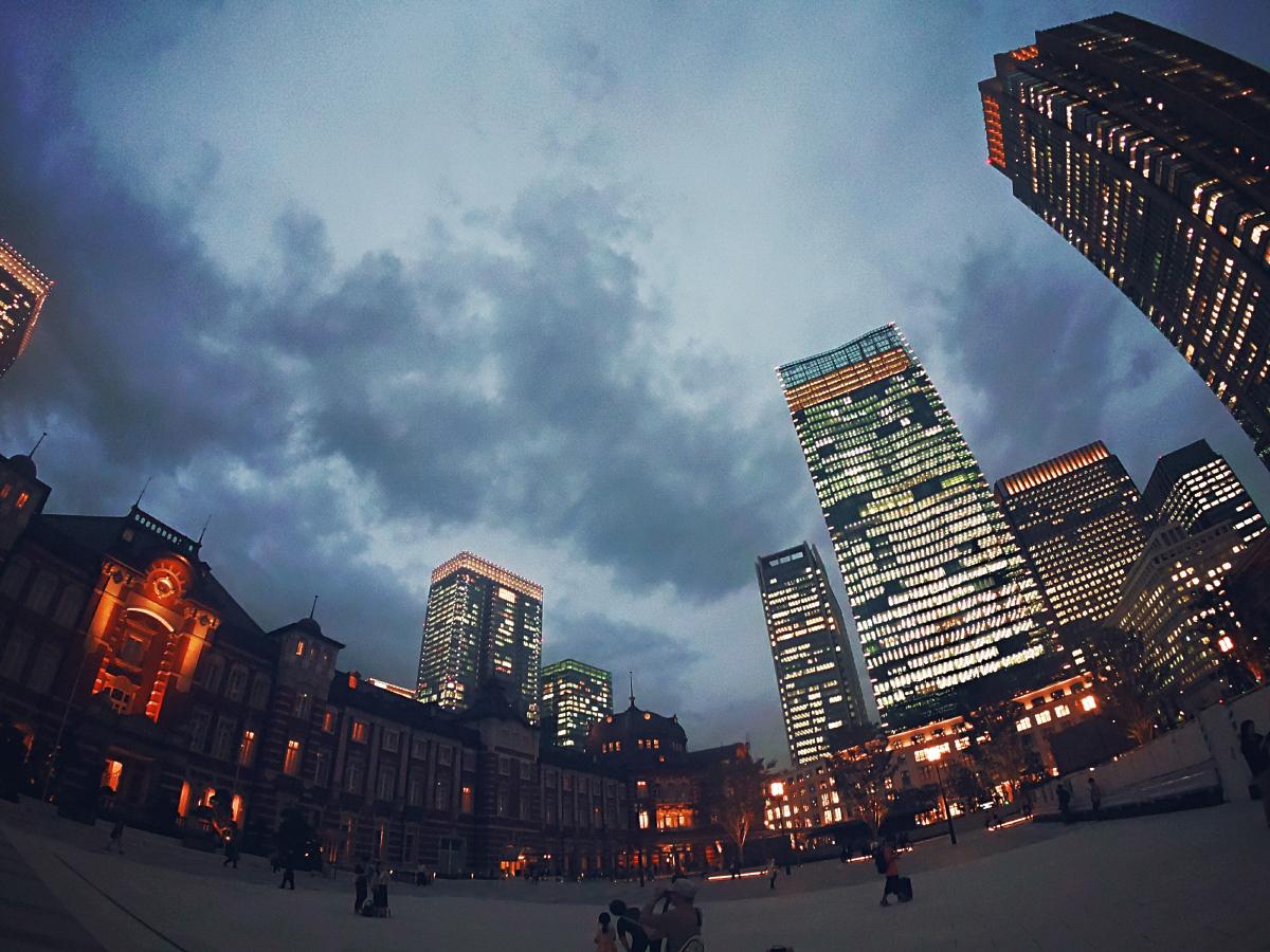 GoPro 夜景