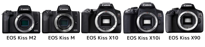 EOS Kiss シリーズ