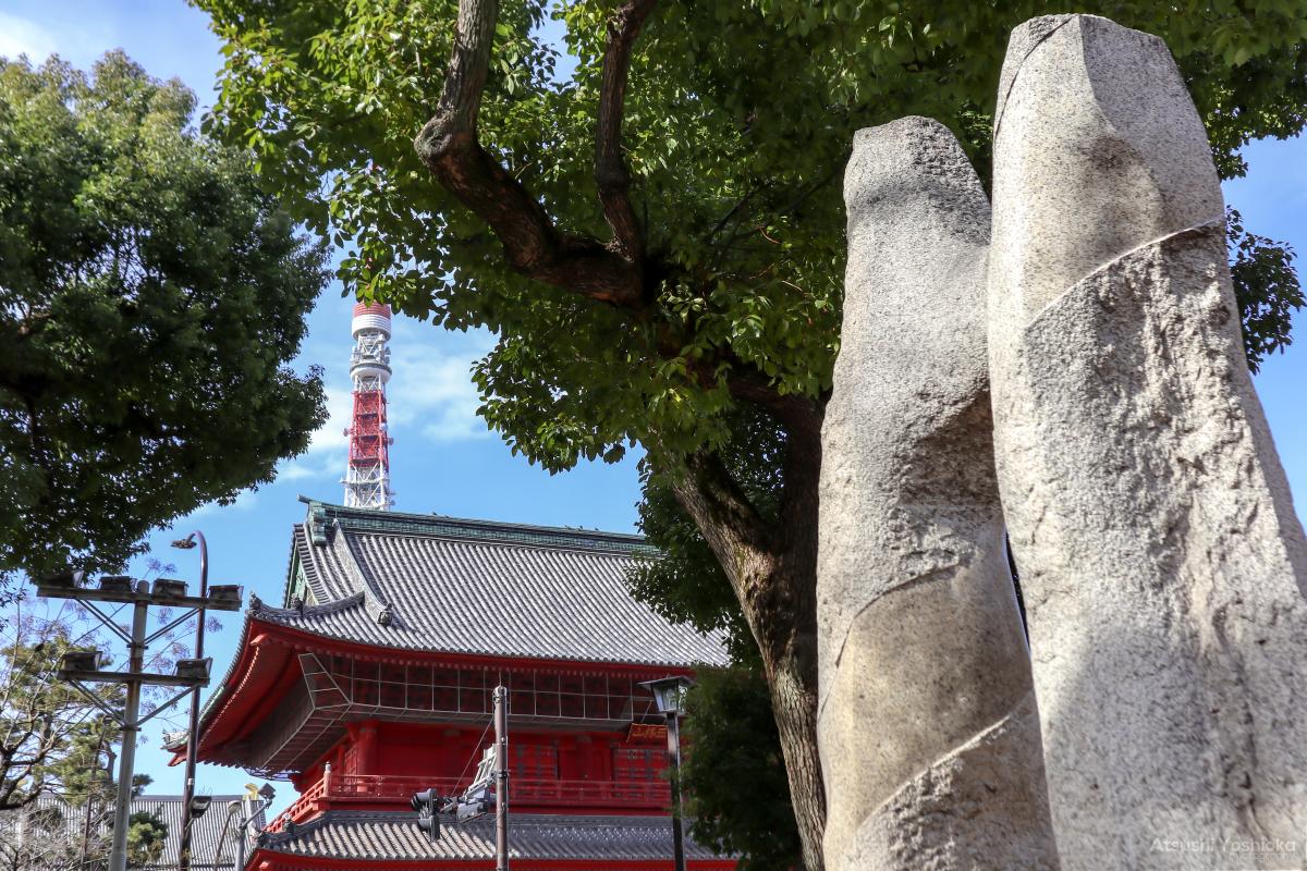 東京タワー周辺撮影ガイド